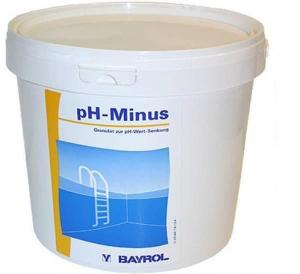 Bayrol (Байрол) pH-минус гранулы