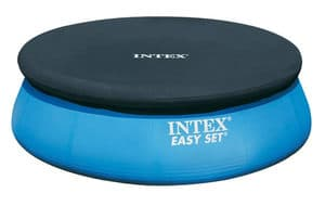 Тент-покрывало Intex 28020 для круглых надувных бассейнов 244 см