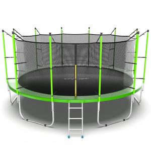 Батут EVO JUMP Internal 16ft (Green)