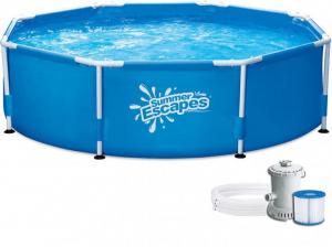 Каркасный бассейн SummerEscapes P20-0830-A 244х76 см