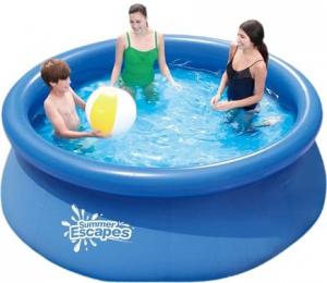 Надувной бассейн P10-0830 Summer Escapes 244х76 см